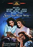 Since You Went Away - movie DVD cover picture