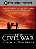 The Civil War - A Film by Ken Burns - movie DVD cover picture