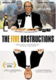 five obstructions dvd