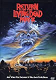 Return of the Living Dead 2 - movie DVD cover picture