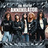 album art to The Best of Annihilator