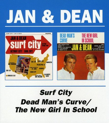 Surf City//Dead Man's Curve: the New Girl in School