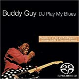 Album cover for DJ Play My Blues