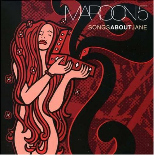 V Maroon 5 Album Cover Songs About Jane by Ma...