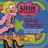 Album cover for Lizzie McGuire Total Party!