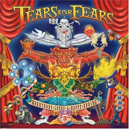 Tears For Fears - Everybody Loves A Happy Ending - Lyrics2You