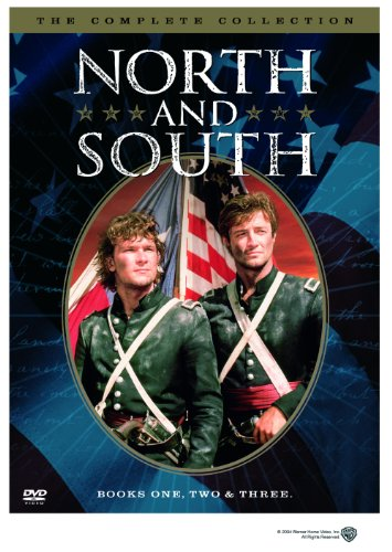 North and South: The Complete Collection Books 1-3