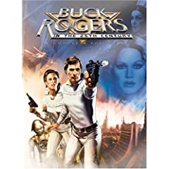 Buck Rogers in the 25th Century Dvds