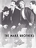 The Marx Brothers Silver Screen Collection (The Cocoanuts / Animal Crackers / Monkey Business / Horse Feathers / Duck Soup) - movie DVD cover picture