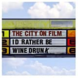 Capa de I'd Rather Be Wine Drunk