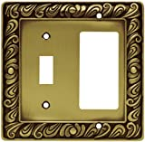 Paisley Single Switch-GFCI/Rocker Wall Plate
