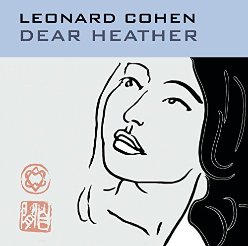 Original album cover of Dear Heather by Leonard Cohen
