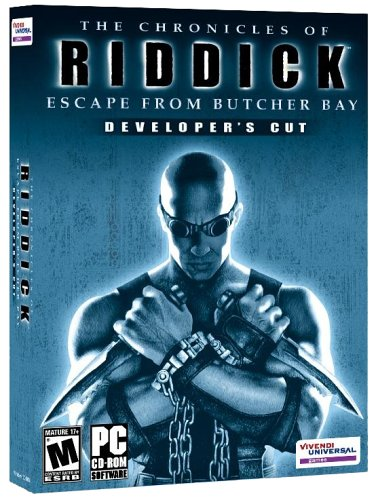 تفضلوا لعبة Chronicles Riddick: Escape