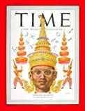 King Phumiphon / TIME Cover: April 03, 1950, Art Poster by TIME Magazine