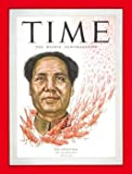 Mao Tse-tung / TIME Cover: December 11, 1950, Art Poster by TIME Magazine