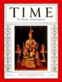 King Prajadhipok / TIME Cover: April 20, 1931, Art Poster by TIME Magazine