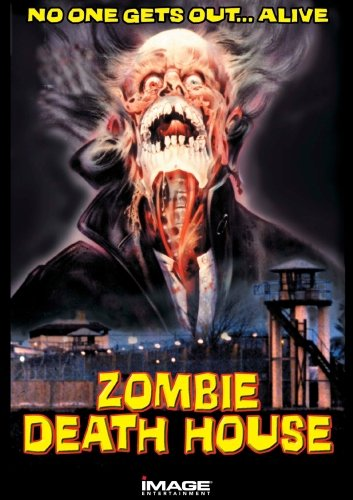 Zombie Death House DVD Info