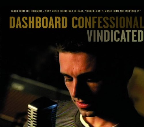 Dashboard Confessional - Vindicated-(Promo CDS) - Zortam Music