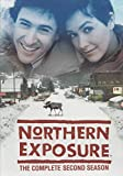 Northern Exposure - The Complete Second Season - movie DVD cover picture