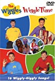 The Wiggles - Wiggle Time - movie DVD cover picture