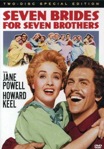 Seven Brides for Seven Brothers cover