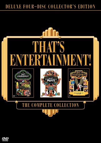 Thats Entertainment Complete Collection cover