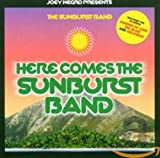Album cover for Here Comes the Sunburst Band