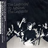 Capa do álbum Up Against the Legends