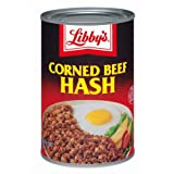 Libby's Corned Beef Hash - 24 / 7.5oz Cans