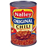 Nalley Original Chili Con Carne w/Beans