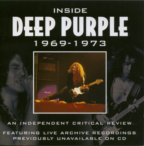 Critical Review: Inside Deep Purple 1969-1973