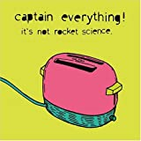 Capa de It's Not Rocket Science