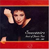 Capa do álbum Souvenirs best of janis ian 1972-1981