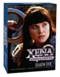 Xena Warrior Princess - Season Five - movie DVD cover picture