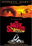 I'm Not Scared - movie DVD cover picture