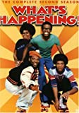 What's Happening!! - The Complete Second Season - movie DVD cover picture