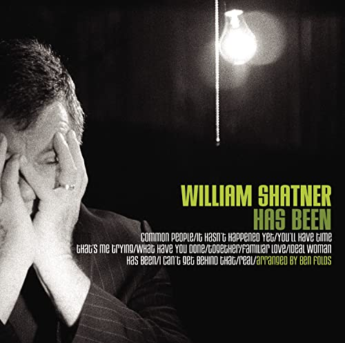 william shatner - has been