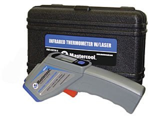 Mastercool 52224 Infrared Thermometer with Laser.