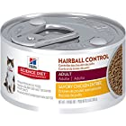 Hairball Control Minced Entrees
