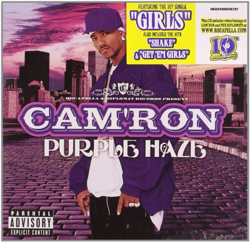 "Camron ""Dipset Forever"" (Off Purple Haze)"