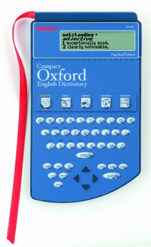 compact oxford dictionary and thesaurus price