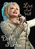 Dolly Parton - Live and Well - movie DVD cover picture