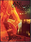 Ani Di Franco - Trust - movie DVD cover picture