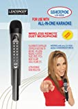 Leadsinger LS-3222 Duet Microphone for LS-3700 All-in-One Karaoke System
