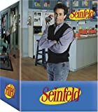 Seinfeld Limited Edition Gift Set (Seasons 1-3 with Original Script, Salt & Pepper Shakers, and Playing Cards) - movie DVD cover picture