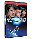 Explorers - movie DVD cover picture