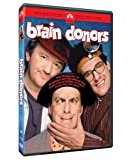 Brain Donors - movie DVD cover picture
