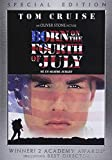 Born on the Fourth of July (Special Edition) - movie DVD cover picture