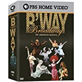Broadway - The American Musical (PBS Series) - movie DVD cover picture
