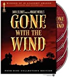 Gone with the Wind (Four-Disc Collector's Edition) 1939
